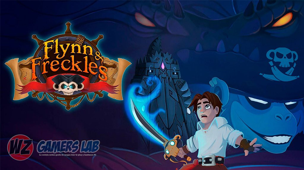 Exploración y muchas plataformas en Flynn and Freckles en WZ Gamers Lab - La revista de videojuegos, free to play y hardware PC digital online