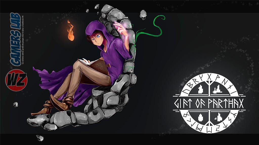 Lucha en la arena de Gift of Parthax como un verdadero hechicero en WZ Gamers Lab - La revista de videojuegos, free to play y hardware PC digital online
