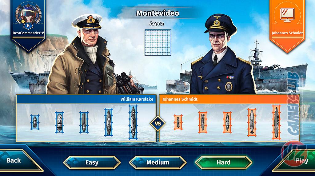 Hasbro's BATTLESHIP La versión oficial del clásico juego de mesa en WZ Gamers Lab - La revista de videojuegos, free to play y hardware PC digital online