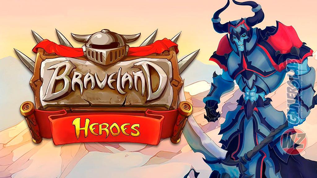 Unete a miles de jugadores cada semana en Braveland Heroes en WZ Gamers Lab - La revista de videojuegos, free to play y hardware PC digital online