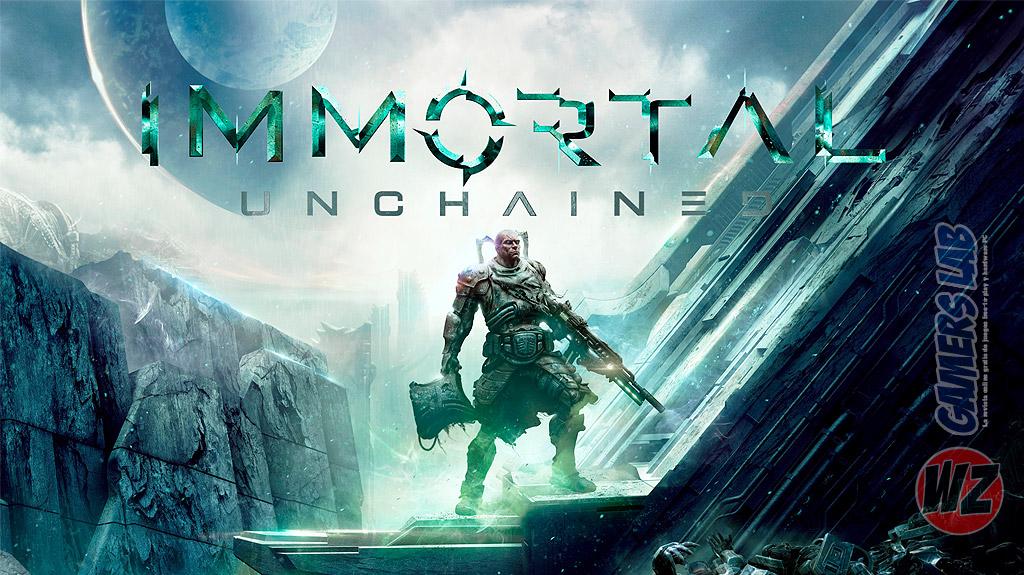 Immortal: Unchained disponible desde el 7 de septiembre en WZ Gamers Lab - La revista de videojuegos, free to play y hardware PC digital online