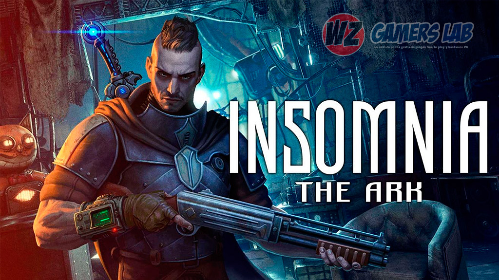 Rol y ciencia ficción en INSOMNIA: The Ark en WZ Gamers Lab - La revista de videojuegos, free to play y hardware PC digital online