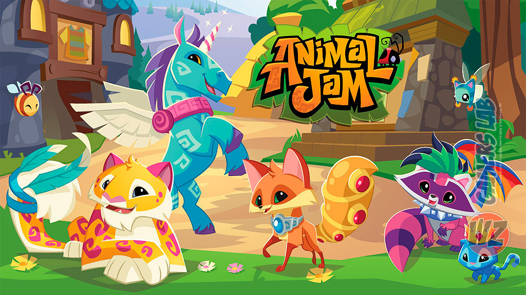 Explora el maravilloso mundo de Animal Jam - Play Wild! en WZ Gamers Lab - La revista de videojuegos, free to play y hardware PC digital online