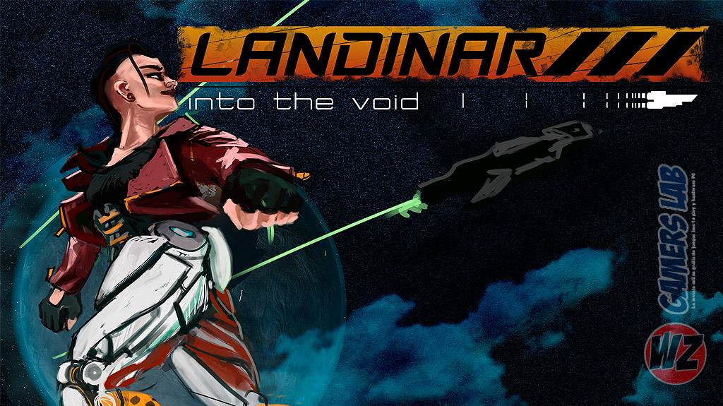 Landinar: Into the Void ya disponible en WZ Gamers Lab - La revista de videojuegos, free to play y hardware PC digital online