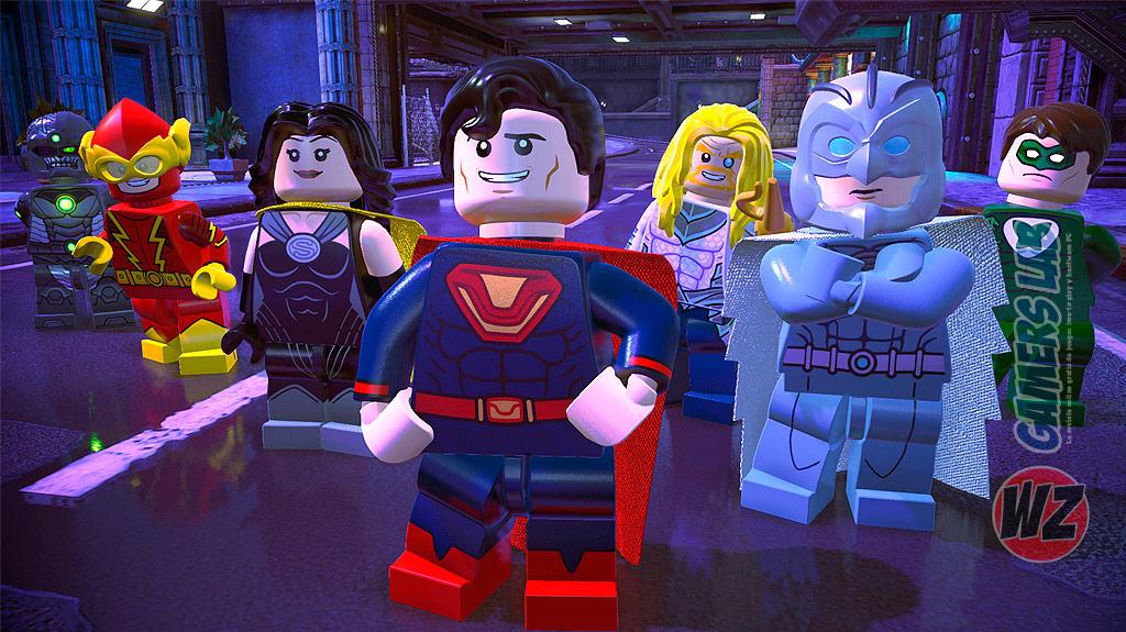 Ser un villano o un superhéroe en LEGO DC Super-Villains en WZ Gamers Lab - La revista de videojuegos, free to play y hardware PC digital online
