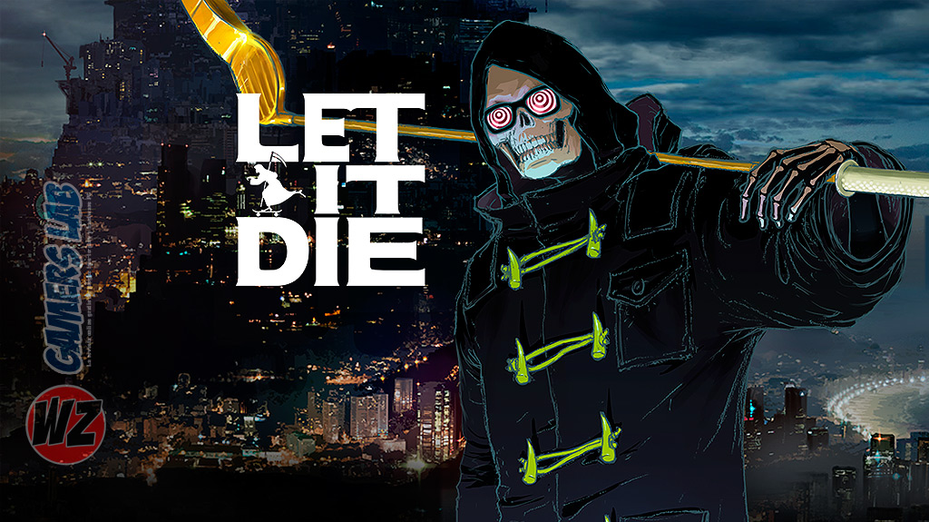 El nuevo single player se llama LET IT DIE en WZ Gamers Lab - La revista de videojuegos, free to play y hardware PC digital online