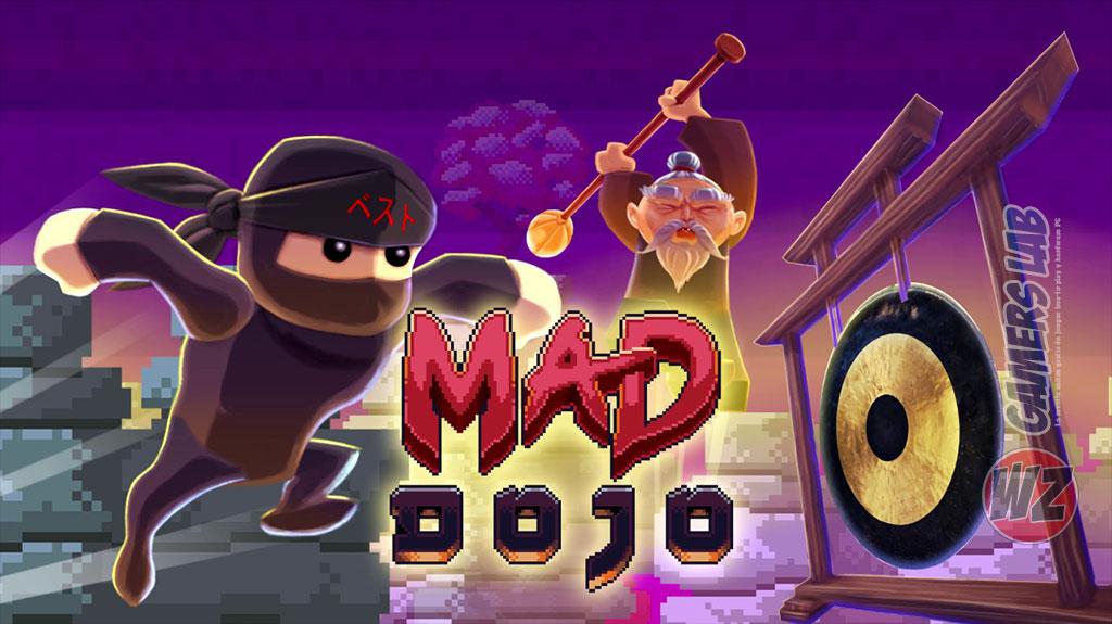 Mad Dojo ya disponible en WZ Gamers Lab - La revista digital online de videojuegos free to play y Hardware PC
