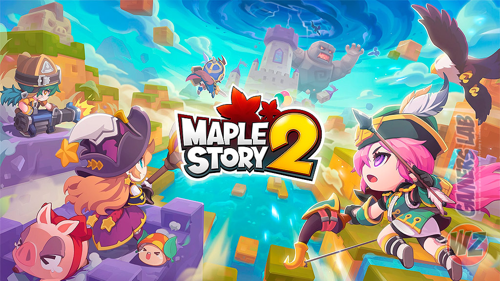 Forja tu destino épico en el nuevo MMORPG MapleStory 2 en WZ Gamers Lab - La revista de videojuegos, free to play y hardware PC digital online