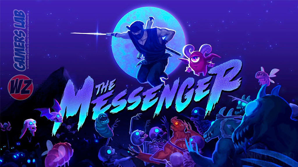 The Messenger ya disponible en WZ Gamers Lab - La revista de videojuegos, free to play y hardware PC digital online