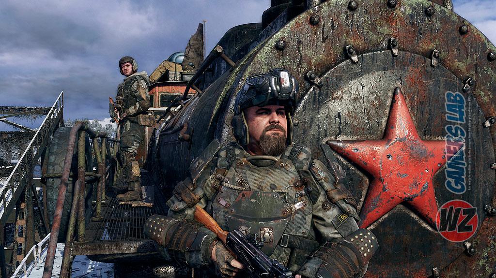 Volvemos a la lucha con Metro Exodus en WZ Gamers Lab - La revista de videojuegos, free to play y hardware PC digital online