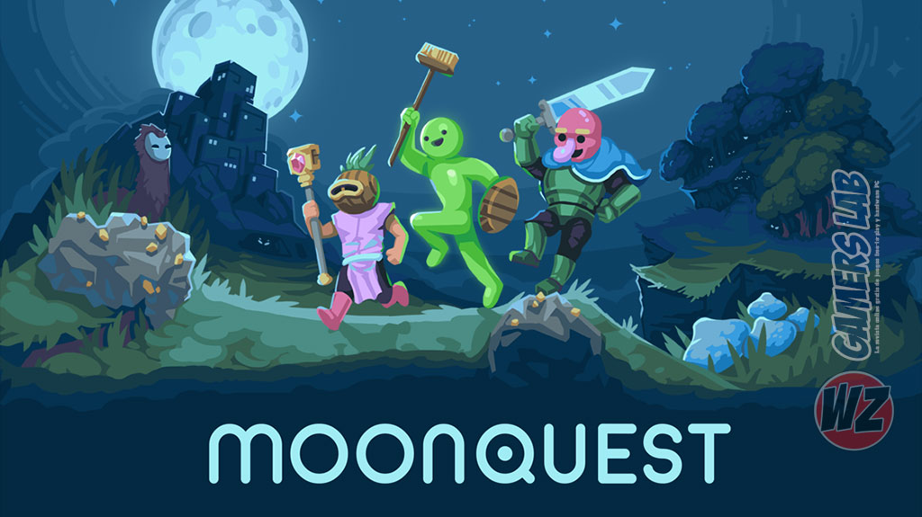MoonQuest ya disponible en WZ Gamers Lab - La revista digital online de videojuegos free to play y Hardware PC