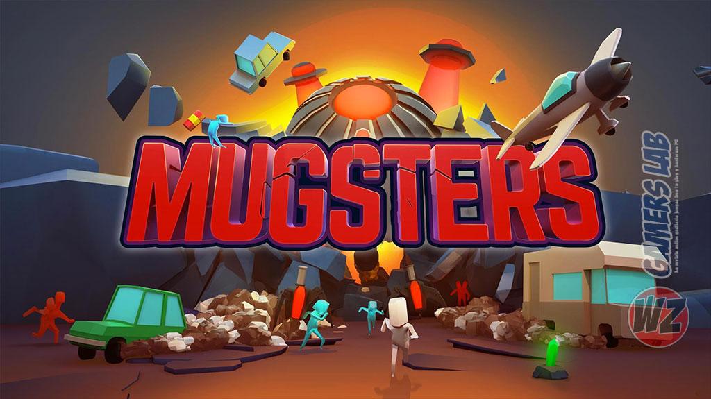 Mugsters ya disponible en WZ Gamers Lab - La revista digital online de videojuegos free to play y Hardware PC