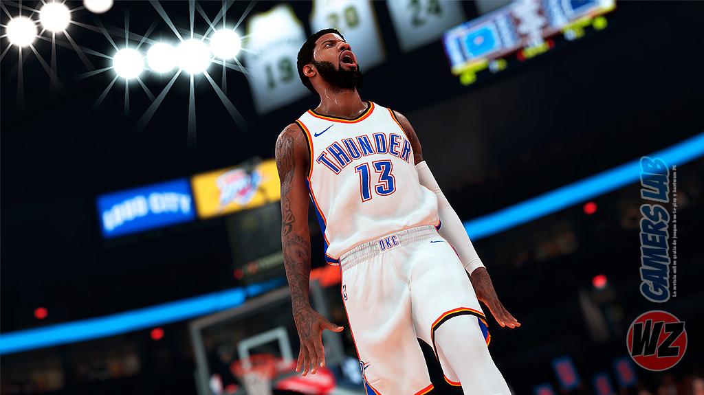 NBA2K19 ya disponible en WZ Gamers Lab - La revista de videojuegos, free to play y hardware PC digital online