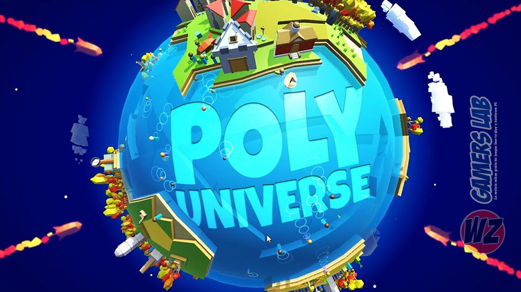 Poly Universe en WZ Gamers Lab - La revista digital online de videojuegos free to play y Hardware PC