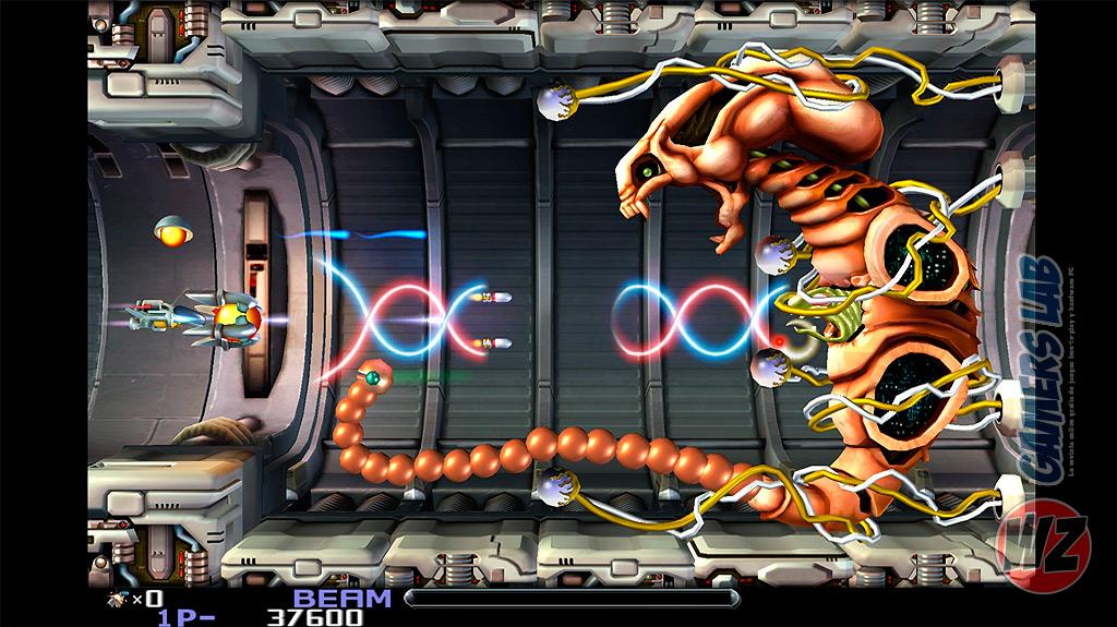 Vuelve uno de los clásicos con R-Type Dimensions EX en WZ Gamers Lab - La revista de videojuegos, free to play y hardware PC digital online