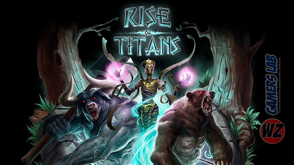 Saca tú mejor carta en Rise of Titans en WZ Gamers Lab - La revista de videojuegos, free to play y hardware PC digital online