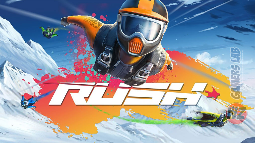 Rush ya disponible en WZ Gamers Lab - La revista digital online de videojuegos free to play y Hardware PC
