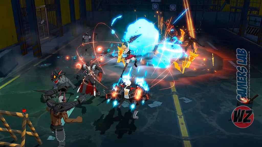 Libra grandes batallas en SoulWorker - Anime Action MMO en WZ Gamers Lab - La revista de videojuegos, free to play y hardware PC digital online