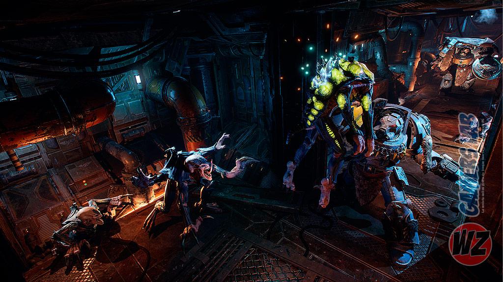 Para los amantes de Warhammer 40k ya disponible Space Hulk: Tactics en WZ Gamers Lab - La revista de videojuegos, free to play y hardware PC digital online
