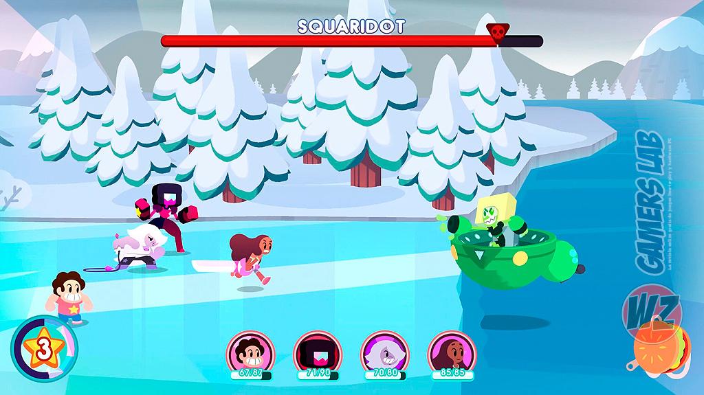 Steven Universe: Save the Light en WZ Gamers Lab - La revista de videojuegos, free to play y hardware PC digital online