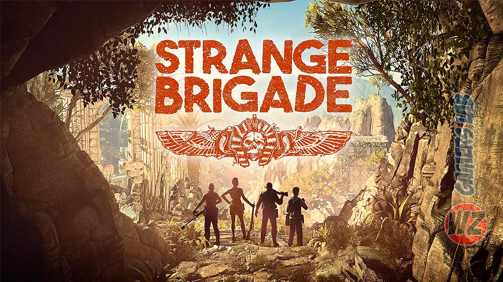 Strange brigade ya disponible en WZ Gamers Lab - La revista de videojuegos, free to play y hardware PC digital online