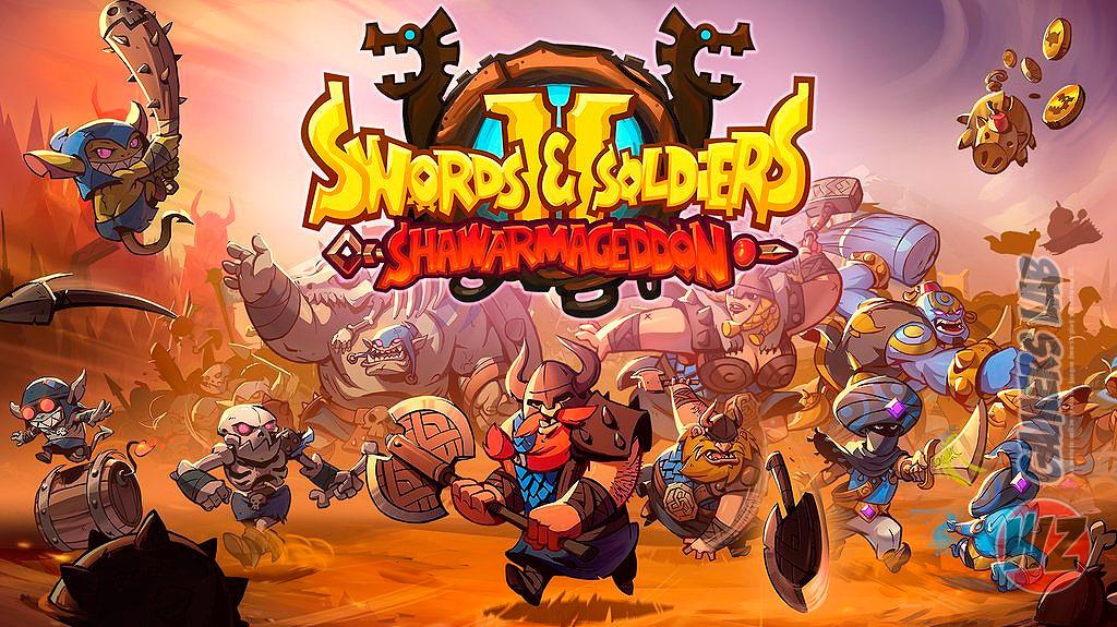 Swords and Soldiers 2 Shawarmageddon ya disponible en WZ Gamers Lab - La revista de videojuegos, free to play y hardware PC digital online