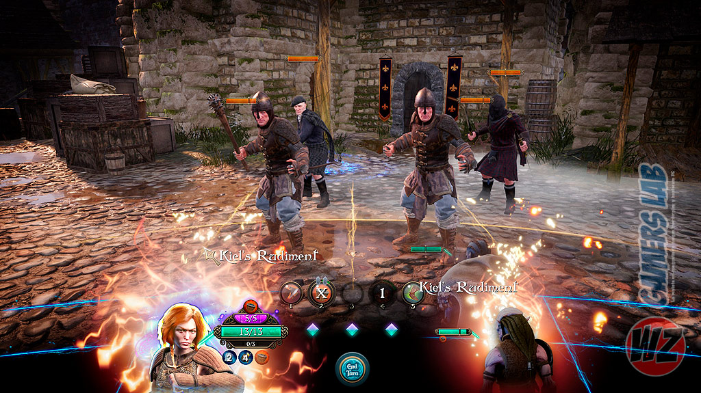 The Bard's Tale IV: Barrows Deep ya disponible en WZ Gamers Lab - La revista de videojuegos, free to play y hardware PC digital online