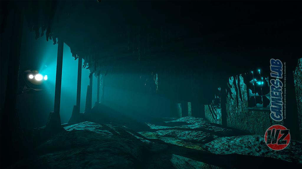Revive el naufragio del Titanic VR como nunca antes en WZ Gamers Lab - La revista de videojuegos, free to play y hardware PC digital online