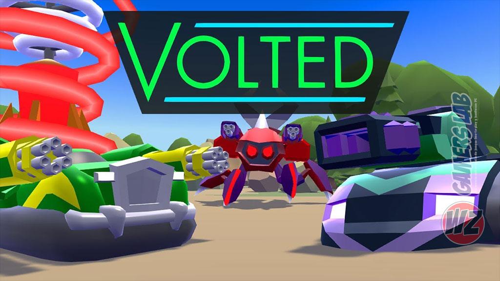 Volted ya disponible en WZ Gamers Lab - La revista digital online de videojuegos free to play y Hardware PC