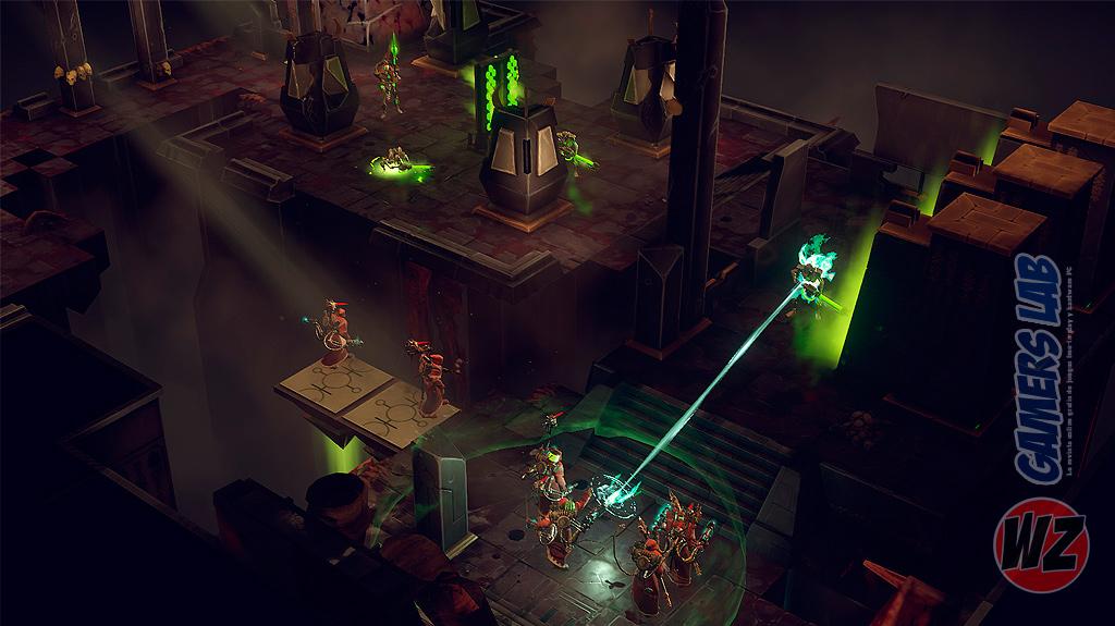 Warhammer 40,000: Mechanicus ya disponible en WZ Gamers Lab - La revista de videojuegos, free to play y hardware PC digital online