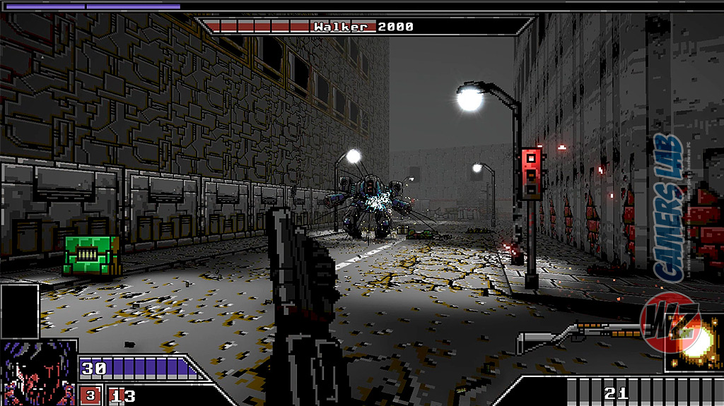 Project Warlock nos devuelve a los shooters de los 80 en WZ Gamers Lab - La revista de videojuegos, free to play y hardware PC digital online