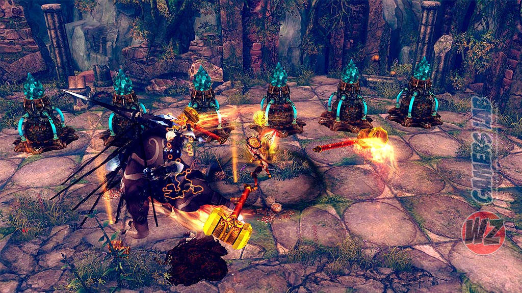 Warlords Awakening ya disponible en WZ Gamers Lab - La revista de videojuegos, free to play y hardware PC digital online