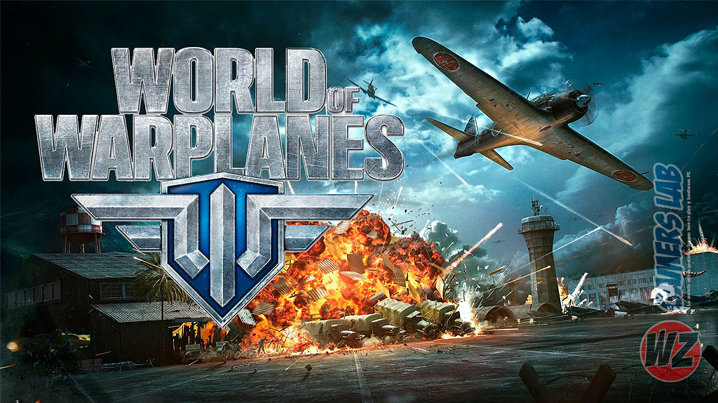 World of Warplanes con acceso anticipado F2P en WZ Gamers Lab - La revista de videojuegos, free to play y hardware PC digital online