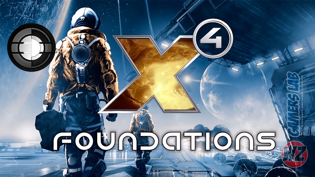 Llega la esperada secuela de la serie X con X4: Foundations en WZ Gamers Lab - La revista de videojuegos, free to play y hardware PC digital online