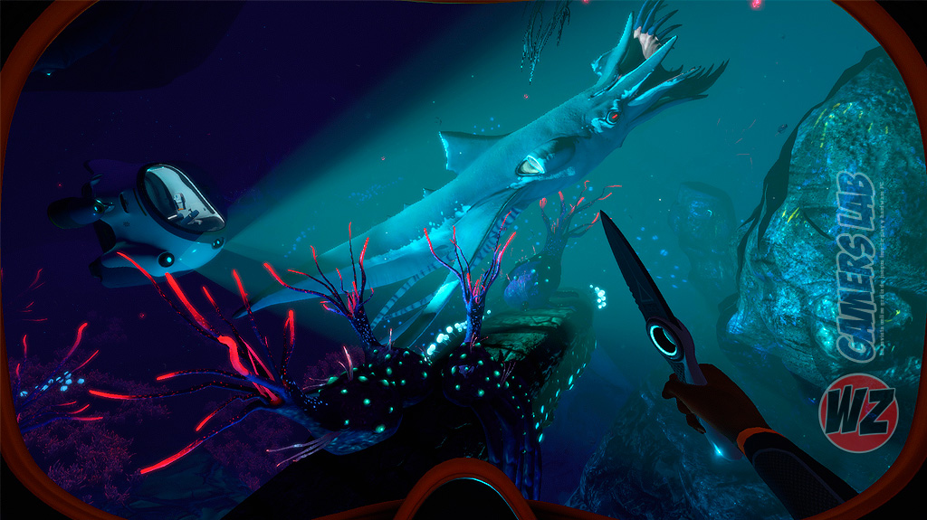 Subnautica: Below Zero sigue ganando adeptos con su acceso anticipado en WZ Gamers Lab - La revista de videojuegos, free to play y hardware PC digital online