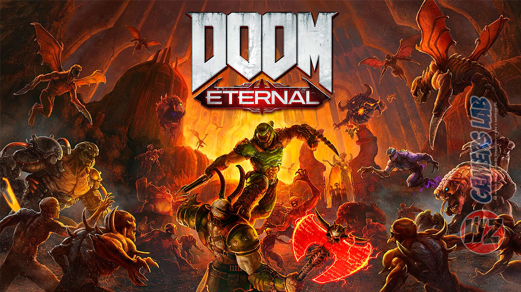 Doom Eternal ya disponible para precompra en WZ Gamers Lab - La revista de videojuegos, free to play y hardware PC digital online