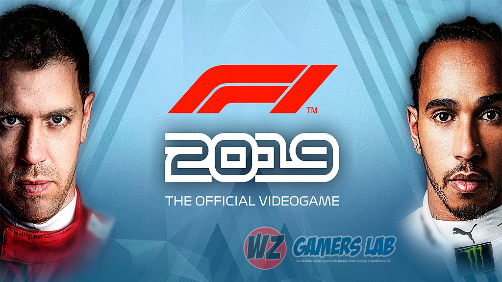 Codemasters te invita a su celebración con F1 2019 Anniversary Edition en WZ Gamers Lab - La revista de videojuegos, free to play y hardware PC digital online