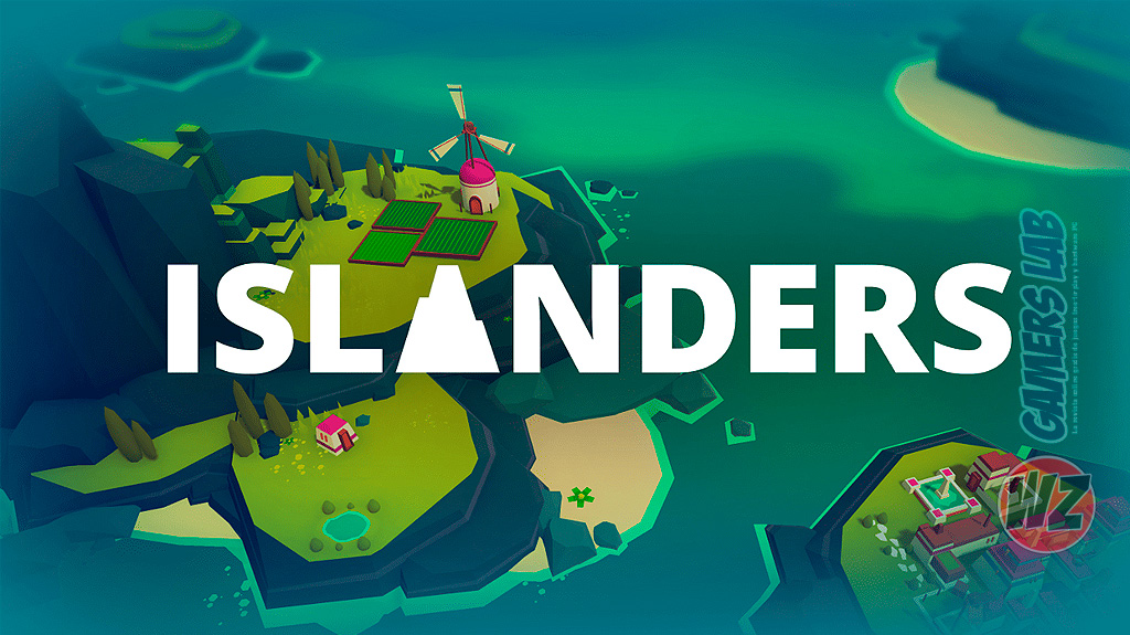 Islanders es el nuevo juego minimalista de estrategia en WZ Gamers Lab - La revista de videojuegos, free to play y hardware PC digital online