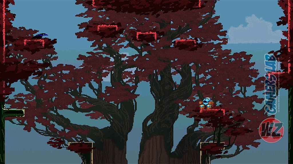 El concepto de verticalidad no volverá a ser igual con Jump King en WZ Gamers Lab - La revista de videojuegos, free to play y hardware PC digital online