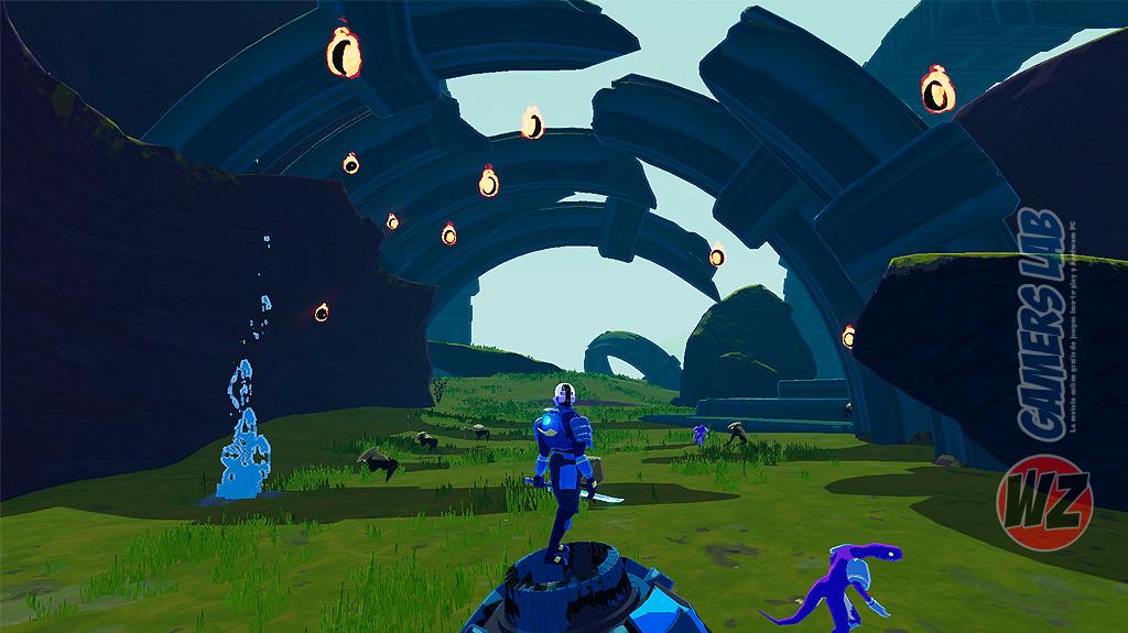 Regresa el clásico roguelike multijugador con Risk of Rain 2 en WZ Gamers Lab - La revista de videojuegos, free to play y hardware PC digital online