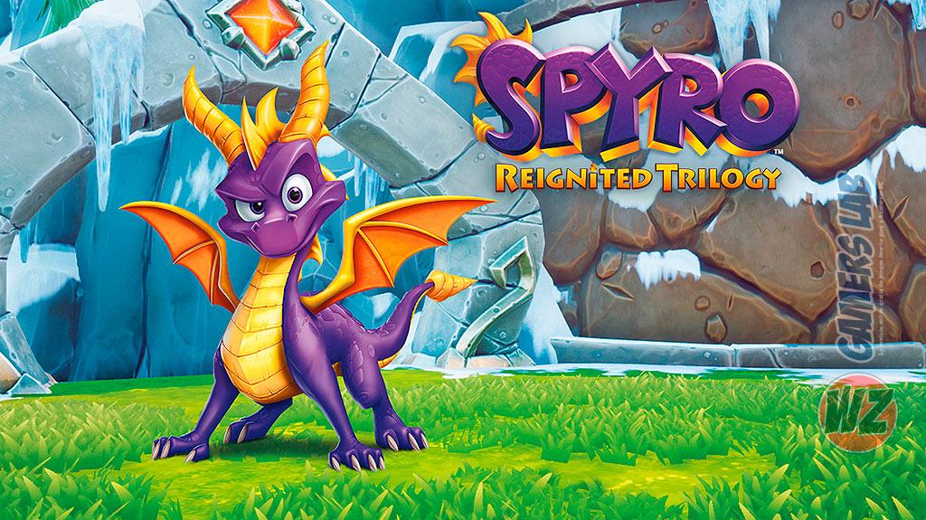 Las mismas llamas y la misma actitud abrasadora, pero en HD en Spyro Reignited Trilogy en WZ Gamers Lab - La revista de videojuegos, free to play y hardware PC digital online