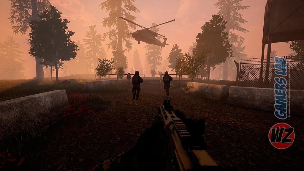 XERA: Survival pasa por Steam sin pena ni gloria en WZ Gamers Lab - La revista de videojuegos, free to play y hardware PC digital online