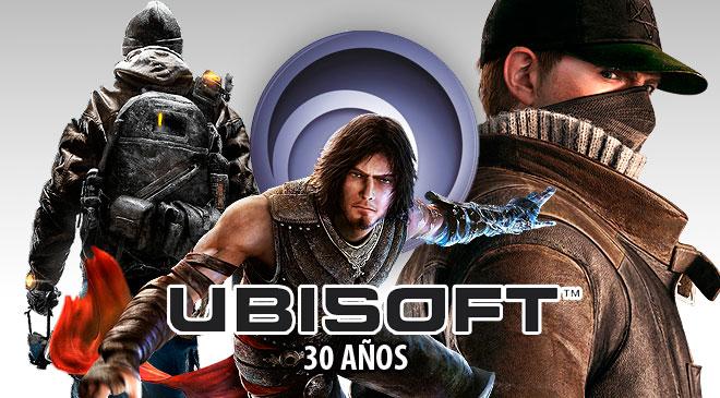 Ubisoft cumple 30 años regalando juegos en WZ Gamers Lab - La revista digital online de videojuegos y PC