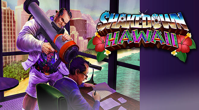 Shakedown Hawaii en WZ Gamers Lab - La revista digital online de videojuegos free to play y Hardware PC
