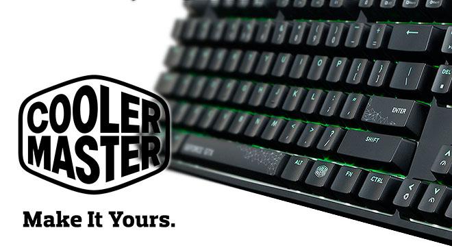 Cooler Master MasterKeys Pro L Nvidia Edition en WZ Gamers Lab - La revista digital online de videojuegos free to play y Hardware PC