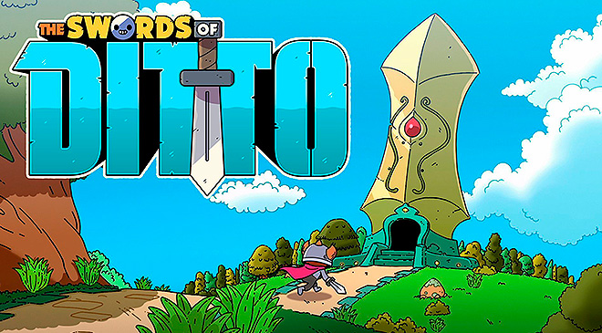 The Swords of Ditto en WZ Gamers Lab - La revista digital online de videojuegos free to play y Hardware PC