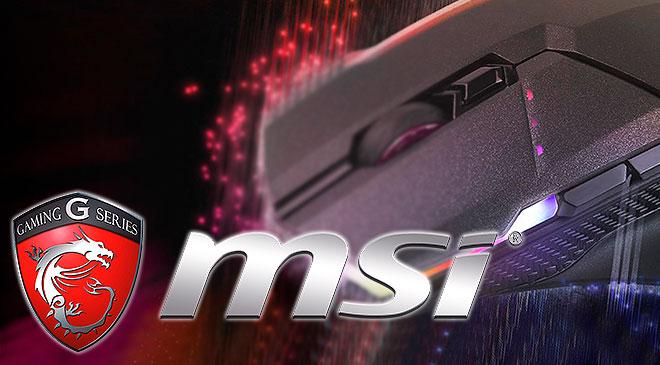 MSI Gaming Mouse en WZ Gamers Lab - La revista digital online de videojuegos free to play y Hardware PC