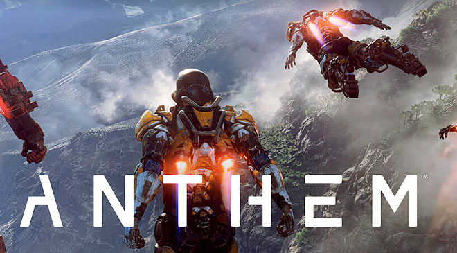 Anthem en WZ Gamers Lab - La revista digital online de videojuegos free to play y Hardware PC