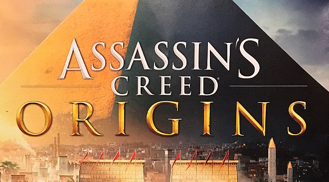 Assassin's Creed: Origins en WZ Gamers Lab - La revista digital online de videojuegos free to play y Hardware PC