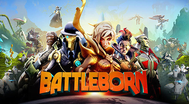 Battleborn en WZ Gamers Lab - La revista digital online de videojuegos free to play y Hardware PC